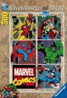 Puzzle 500 Ravensburger 143399 Marvel - Comics
