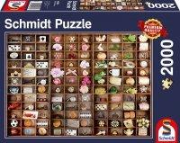 Puzzle 2000 Schmidt 58326 Małe Wielkie Rzeczy