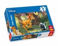 Puzzle 30 Trefl 18132 Skunksik i Bambi