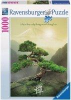 Puzzle 1000 Ravensburger 193899 Drzewo Zen