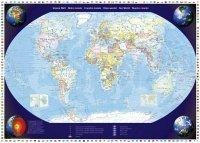 Puzzle 2000 Schmidt 57041 Polityczna Mapa Świata