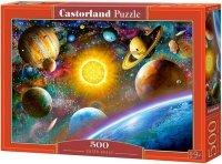 Puzzle 500 Castorland B-52158 Kosmos