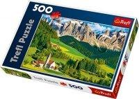 Puzzle 500 Trefl 37189 Dolomity - Włochy