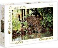 Puzzle 2000 Clementoni 32537 Leopard