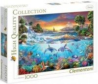 Puzzle 1000 Clementoni 39335 Życie w Oceanie