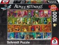 Puzzle 1000 Schmidt 59377 Aimee Stewart - Powrót do Przeszłości