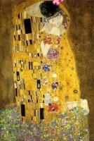 Puzzle 1000 Ravensburger 157433 Klimt - Pocałunek