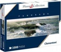 Puzzle 1000 Clementoni 39353 Plisson Collection - Kościółek w Krainie Wiatru