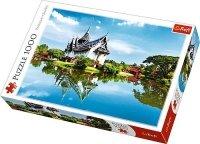 Puzzle 1000 Trefl 10437 Pałac Sanphet Prasat