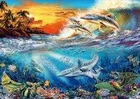 Puzzle 500 Schmidt 57364 Morze Fantazji