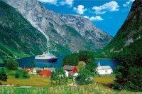 Puzzle 3000 Ravensburger 170418 Fiordy w Norwegii