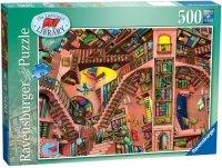 Puzzle 500 Ravensburger 142040 Biblioteczka