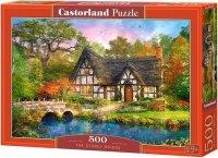 Puzzle 500 Castorland B-52783 Domek - Most Stoney