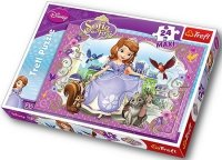 Puzzle 24 Maxi Trefl 14208 Sofia - Najlepsi Przyjaciele