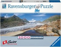 Puzzle 1000 Ravensburger 191024 Lodowiec Aletsch - Panorama