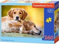 Puzzle 260 Castorland B-27361 Dwa Psy