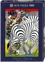 Puzzle 1000 Heye 29425 Tinga Tinga Zebra