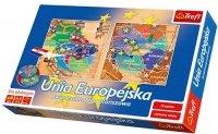 Gra Planszowa - Trefl - Unia Europejska - 01007