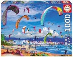 Puzzle 1000 Educa 17693 Kitesurfing