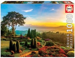 Puzzle 1000 Educa 17968 Piękny Ogród