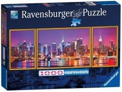 Puzzle 1000 Ravensburger 197927 New York - Tryptyk
