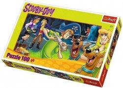 Puzzle 100 Trefl T-16283 Scooby Doo - Poszukiwacze Skarbów