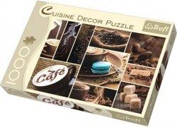 Puzzle 1000 Trefl 10359 Decor Kawa - Kolaż