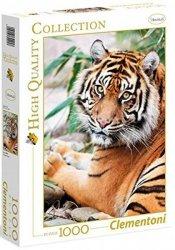 Puzzle 1000 Clementoni 39295 Tygrys