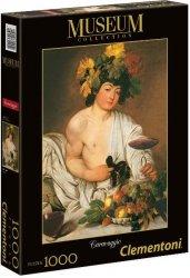 Puzzle 1000 Clementoni 31445 Caravaggio - Bacco