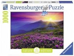 Puzzle 1000 Ravensburger 196081 Górskie Łąki