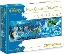 Puzzle 1000 Clementoni 39286 Disney - Piotruś Pan - Panorama