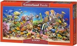 Puzzle 4000 Castorland C-400089 Underwater Life