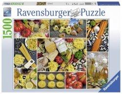 Puzzle 1500 Ravensburger 163304 Makarony - Windmills