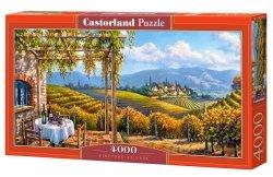 Puzzle 4000 Castorland C-400249 Plantacja Winorośli na Wsi