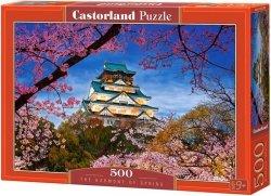 Puzzle 500 Castorland B-52394 The Harmony of Spring