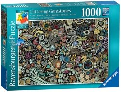 Puzzle 1000 Ravensburger 196555 Kamienie Szlachetne