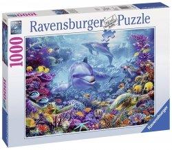 Puzzle 1000 Ravensburger 198337 Podwodny Świat