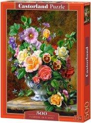 Puzzle 500 Castorland B-52868 Kwiaty w Wazonie
