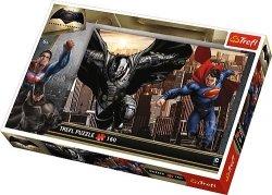 Puzzle 160 Trefl 15332 Batman - Superman