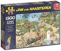 Puzzle 1500 Jumbo 01555 Kaskada - Jan Van Haasteren