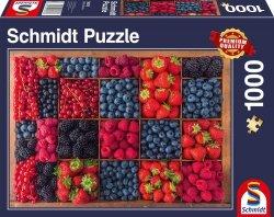 Puzzle 1000 Schmidt 58316 Owoce
