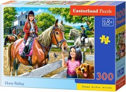 Puzzle 300 Castorland B-030095 Jazda Konna