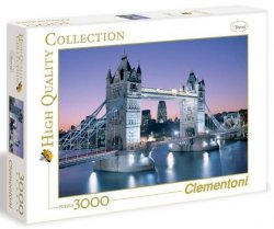 Puzzle 3000 Clementoni 33527 Tower Bridge
