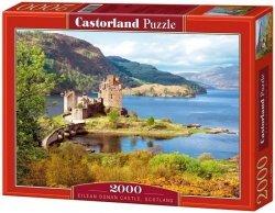 Puzzle 2000 Castorland C-200016 Eilean Donan Castle, Scotland