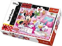 Puzzle 30 Trefl 18217 Myszka Minnie - Najlepsze Przyjaciółki
