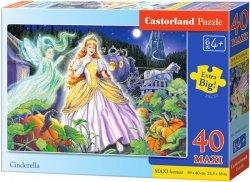 Puzzle 40 Maxi Castorland B-040155 Księżniczka