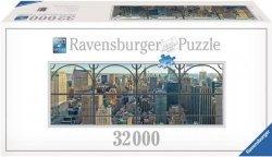 Puzzle 32000 Ravensburger 178377 New York - Manhattan