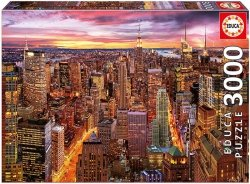 Puzzle 3000 Educa 17131 Manhattan