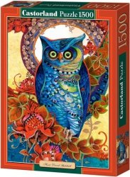 Puzzle 1500 Castorland C-151110 Sowa - Copy of Hoot - David Galchutt