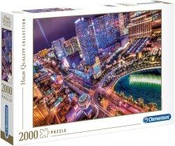 Puzzle 2000 Clementoni 32555 Las Vegas